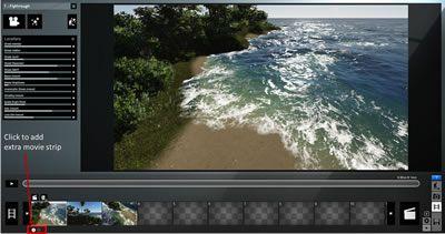 lumion-MultipleMovieStripsScreenshot2
