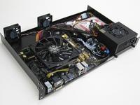 Intel Core i7 8700搭載対応オープンラックマウントモデル