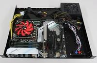 Intel Core i7 9800X 搭載オープンラックモデル